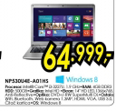 Laptop Ultrabook NP530U4E-A01HS