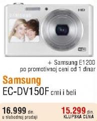 Digitalni Fotoaparat EC-DV150F