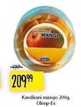 Mango kandirani