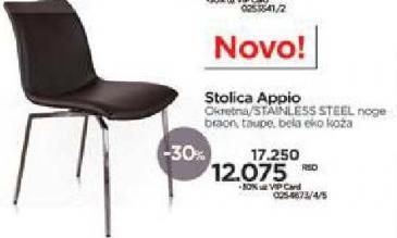 Stolica Appio