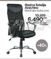 Radna fotelja Arachino