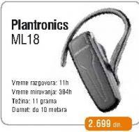Bluetooth slušalice  ML18