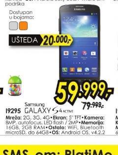 Mobilni telefon I9295 Galaxy S4