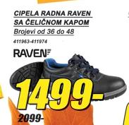 Radna cipela Raven
