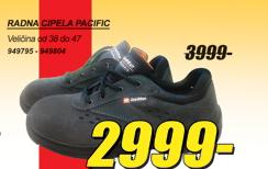 Radna cipela PACIFIC