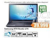Laptop ATIV Book NP270E5V-K02HS