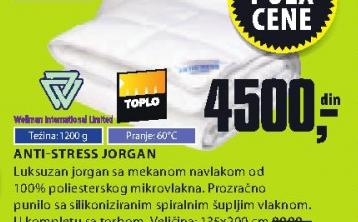 Jorgan Anti-stress