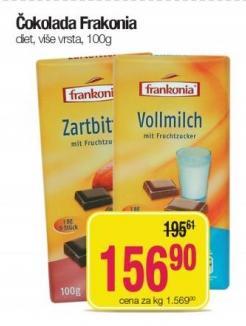 Čokolada diet