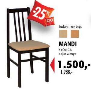 Stolica Mandi