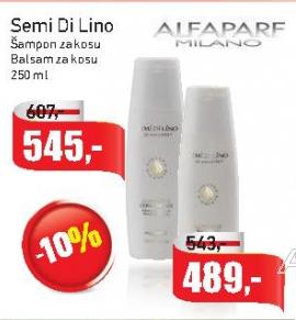Semi Di Lino šampon za kosu