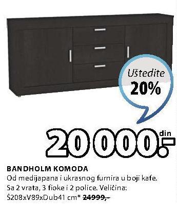 Komoda Bandholm