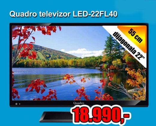 LED Televizor LED-22SH50
