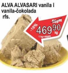 Alva vanila