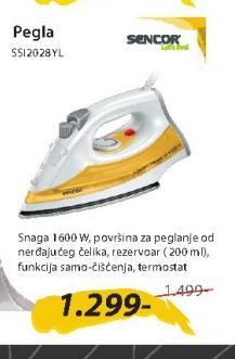 Pegla SSI2028YL