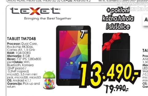 Tablet TM-7048