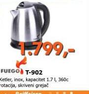 Električni ketlerT-902