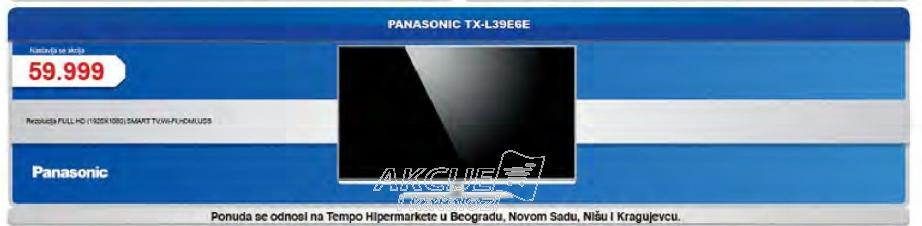 "Televizor LED 39"""