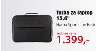 Torba za laptop 15,6'', Sports Line Basic