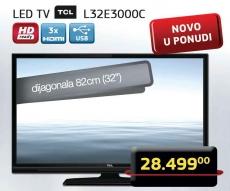 LED televizor L32E30000C