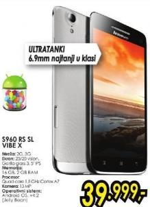 Mobilni telefon S960 Rs Sl Vibe X