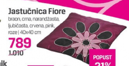 Jastučnica Fiore