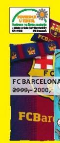 Posteljina FC Bareclona