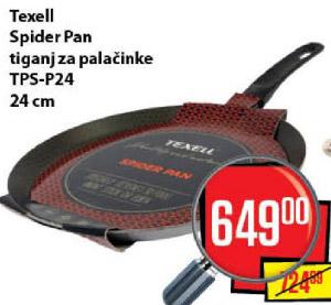 Spider Pan tiganj za palačinke TPS-P24, Texell