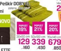 Peškir Doby Fl 30x50