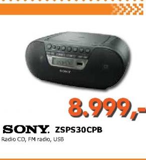 Radio ZSPS30CPB