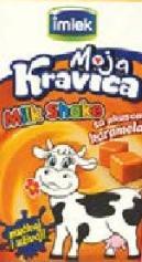 Milk shake karamela