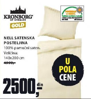 Satenska posteljina NEll
