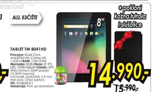 Tablet TM 8041HD