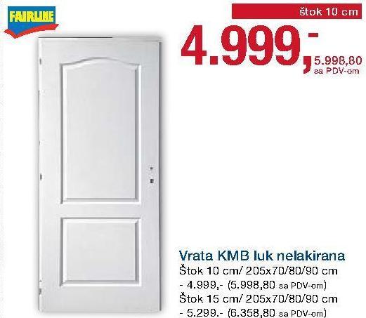 Vrata Kmb Luk
