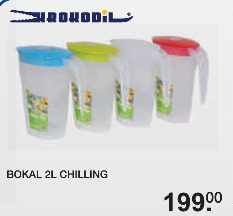 Bokal Chilling