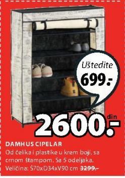 Cipelar Damhus