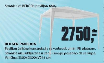 Paviljon BERGEN