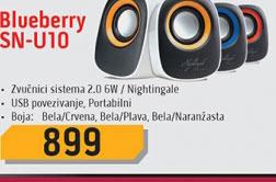 Zvučnici SN-U10/WR