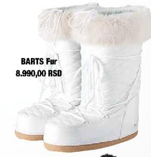 Ženske čizme Bart Fur