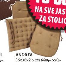 Jastuk Andrea