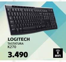 Bežična tastatura i miš MK270US