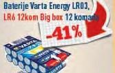 Baterija LRo3