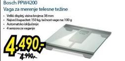 Telesna Vaga PPW4200