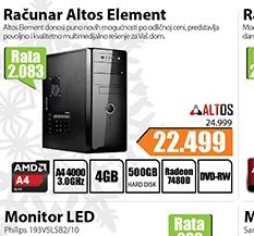 Računar Altos Element