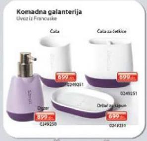 Komadna galanterija - držač za sapun