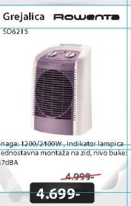 Grejalica  SO6215