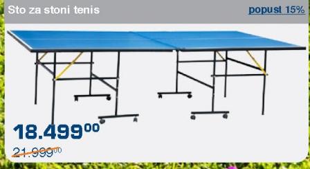 Sto za stoni tenis