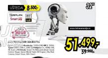 Televizor LED LCD 32LN577S+Poklon: 50GB prostora za skladištenje u Cloud-u