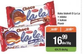 Cake bar kakao