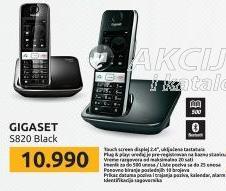 Bezicni telefon Gigaset s820