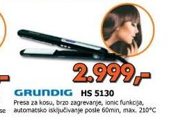Presa za kosu HS 5130